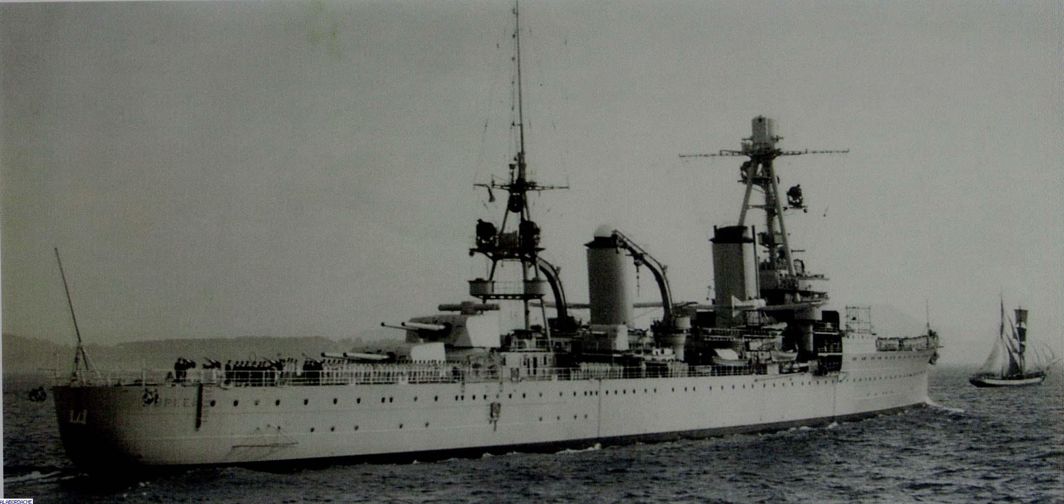 Photo Marine - Dupleix-croiseur