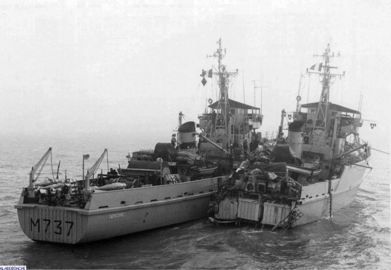 Collision au large de Zeebruge entre cargo et méthanier - Page 2 Capricorne-dragueurcotier8248